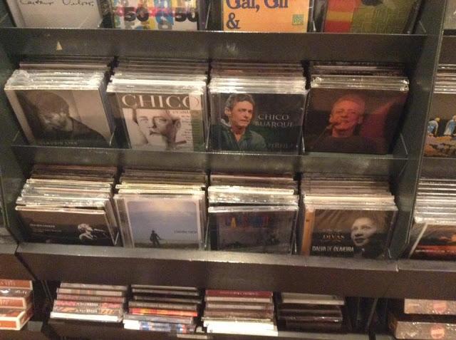 Discos de Chico Buarque mpb musica carioca