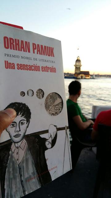 orhan pamuk estambul turquia sesacion extraña premio nobel
